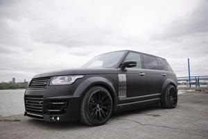 Lumma CLR R Range Rover LWB