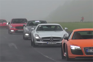 Supercar Race