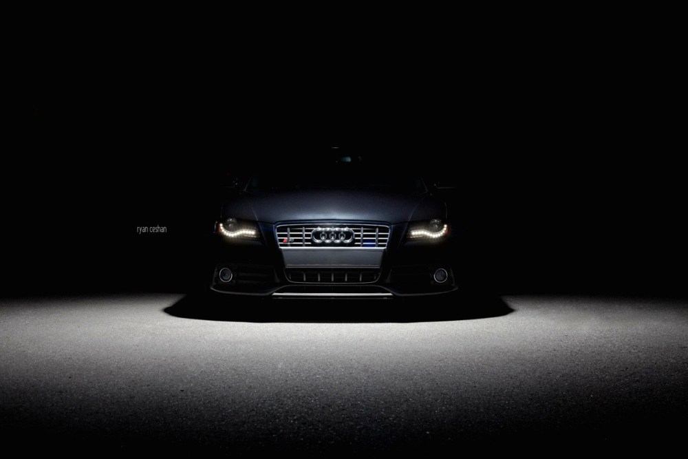 B8 Audi S4 World Record