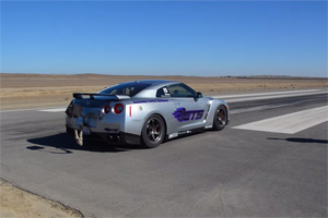 Nissan GT-R Wipeout