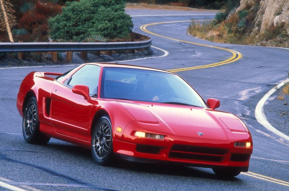1999 Alex Zanardi Edition Acura NSX
