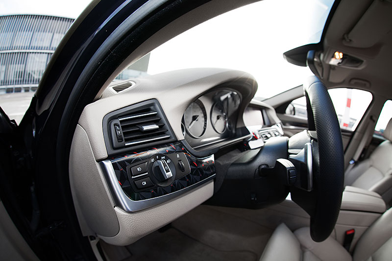 Fostla BMW 550i PP-Performance