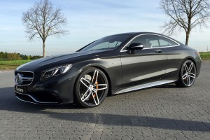 G-Power Mercedes-Benz S 63 AMG Coupe