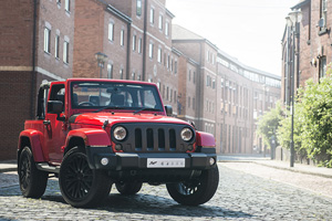 Kahn Design Jeep Wrangler