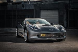 O.CT Tuning Corvette