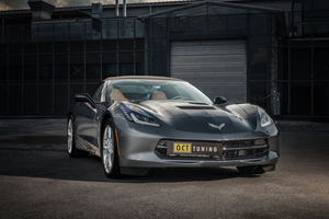 O.CT Tuning Corvette