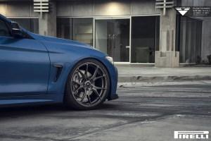 BMW 435i with Vorsteiner V-FF 103 Flow Forged Wheels
