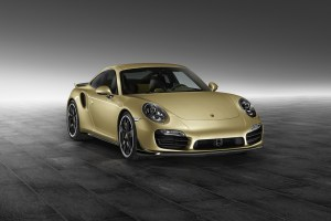 Porsche Exclusive 911 Turbo Aerokit