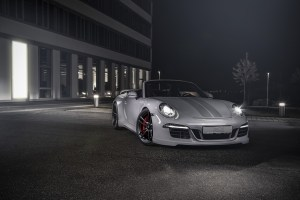 TechArt Porsche 911 Carrera 4 GTS