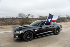 195 mph HPE700 Mustang GT