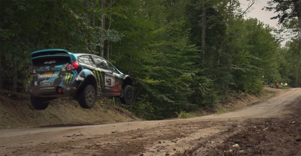 Ford Performance Slow-Motion
