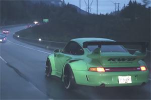 RWB Porsche 911 Super Musashi