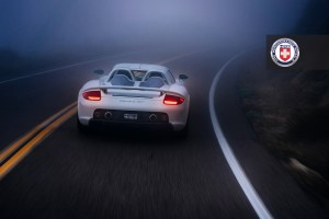 Porsche Carrera GT with HRE P101 Forged Wheels