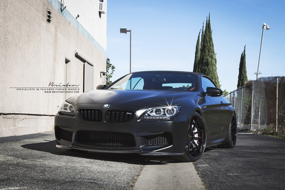 BMW M6 Brixton Forged M53 Wheels