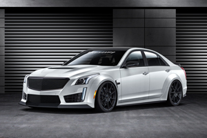 Hennessey Performance HPE1000 CTS-V