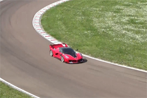Ferrari FXX K Fiorano
