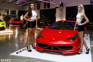 Ferrari 458 Elegante