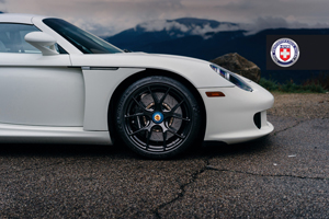 Carrera GT HRE Wheels