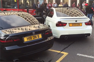 Friday FAIL BMW Road Rage