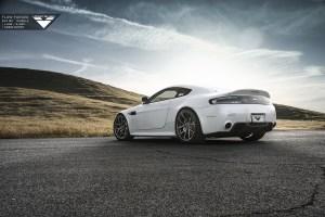 Aston Martin Vantage Vorsteiner V-FF 101 Wheels