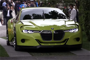 BMW 3.0 CSL Hommage Video