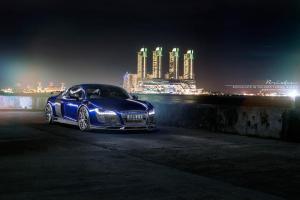 Brixton Forged R10D Targa Wheels Audi R8 V10