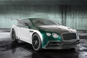 Mansory GT Race Bentley Continental