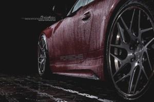 Porsche 911 Carrera S with Brixton Forged CM7 Targa Wheels