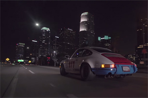 Magnus Walker LA Drive Night