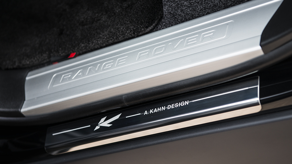 A Kahn Design Range Rover 3.0 TDV6 Vogue Signature Edition