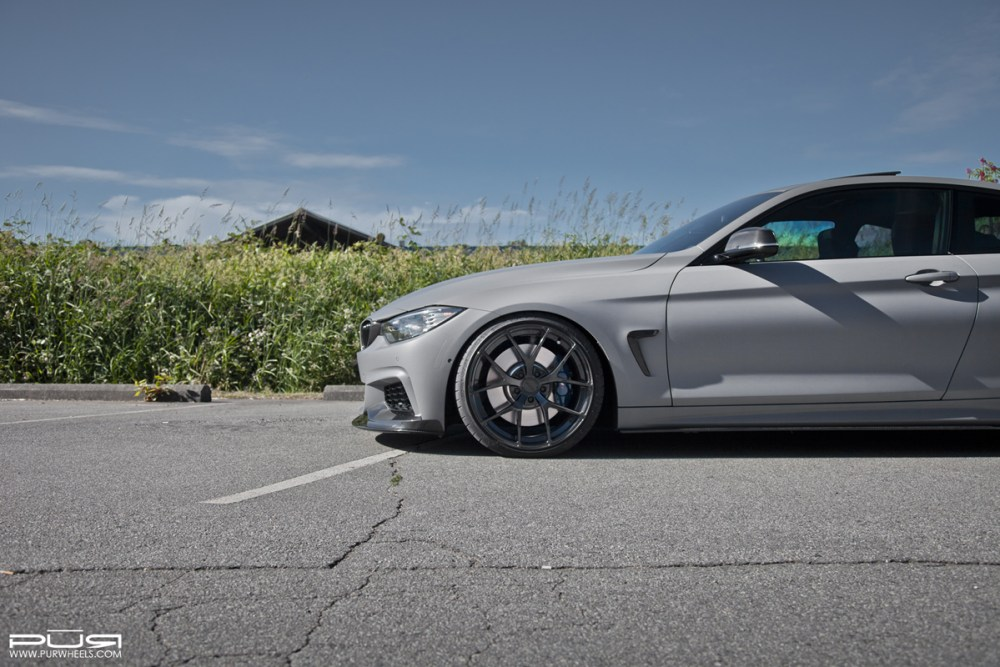 BMW 435i xDrive PUR 4OUR.SP Wheels