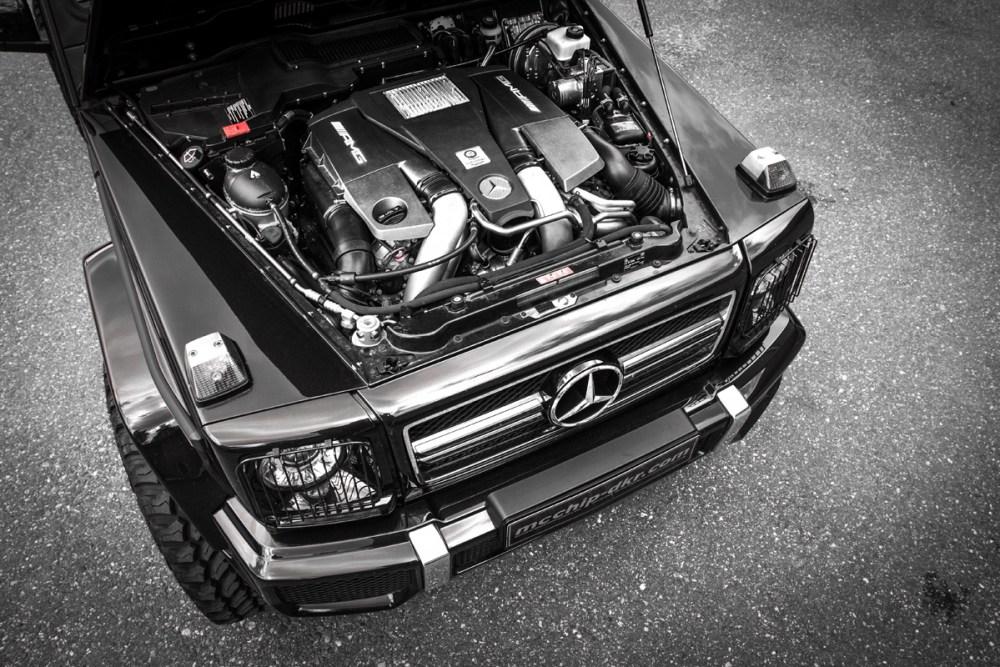 McChip-DKR MC800 Mercedes-Benz G63 AMG