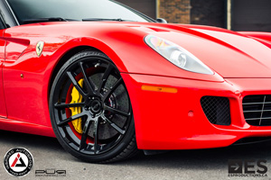 599 PUR Wheels