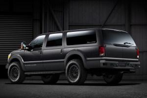 Hennessey Performance VelociRaptor SUV