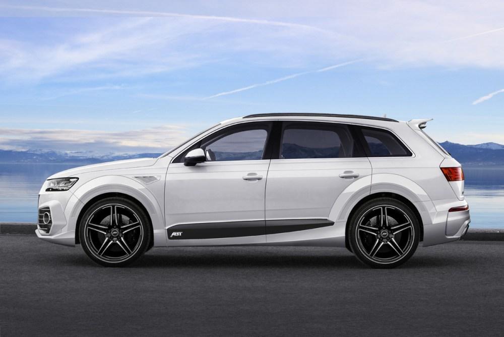 ABT QS7 Audi Q7