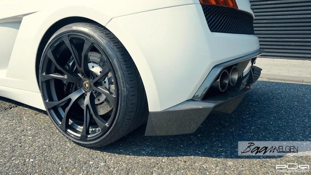 Baan Velgen Lamborghini Gallardo LP 560-4 PUR RS04 Wheels