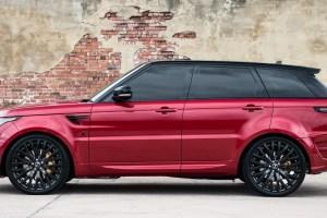 Project Kahn Range Rover HSE 400 LE