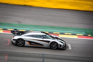 Koenigsegg One:1 Spa-Francorchamps