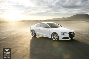 Audi S5 Vorsteiner V-FF 102 Flow Forged Wheels