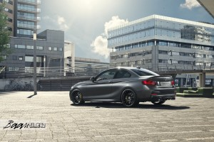 Baan Velgen BMW M235i Track Edition HRE FlowForm FF15 Wheels