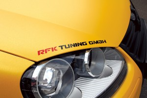 RFK Tuning Volkswage R32