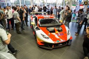 Vorsteiner the Lamborghini Blancpain Super Trofeo