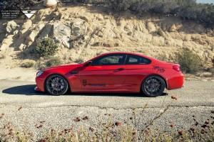 BMW M6 Vorsteiner V-FF 103 Wheels and Aero