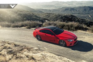 BMW M6 Vorsteiner V-FF 103 Wheels and Aero
