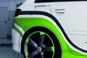 Foslta Audi RS3 DTM Safety Car
