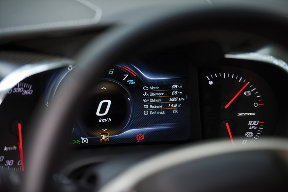 GeigerCars Corvette Z06