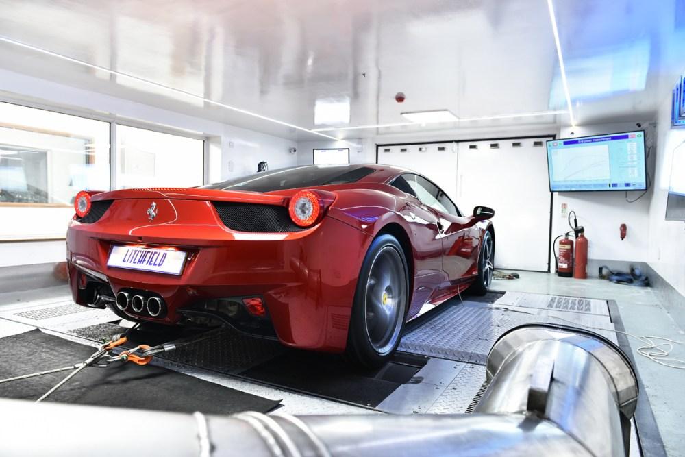 Litchfield Ferrari 458 Italia