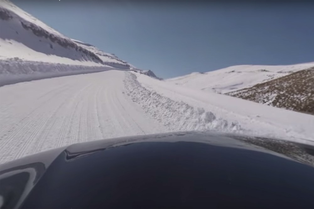 Audi RS4 360-degree