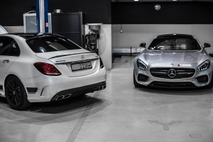 PP-Performance Mercedes-AMG C63 S and GT S