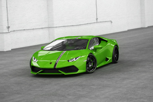 WheelsandMore Greenhorny LP 850-4 Huracán